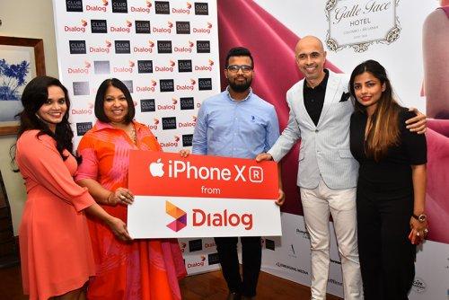 Sri Lanka : Dialog partners with Colombo Fashion Week to