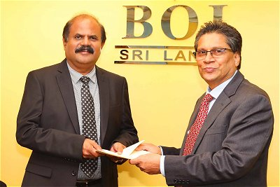 Sri Lanka : BOI signs agreement with SLT to install