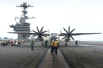 Sri Lanka : U S  Navy aircraft career USS John C  Stennis