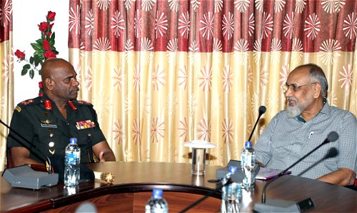 Sri Lanka : Sri Lanka Army offers assistance to Northern Province to