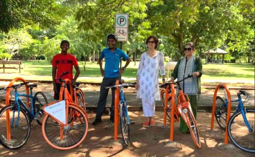Sri Lanka Colombo Considers Healthy Living Carfreecmb