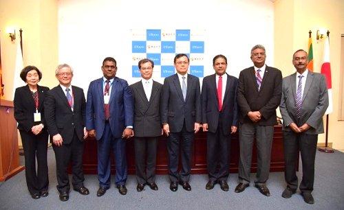Sri Lanka University Of Tokyo Opens Office In Sri Lanka Providing A New Avenue For Sri Lankan Students To Study In Japan