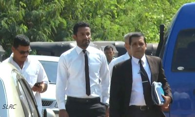 Sri Lanka : Dimuth Karunaratne suspended from driving, offers to buy