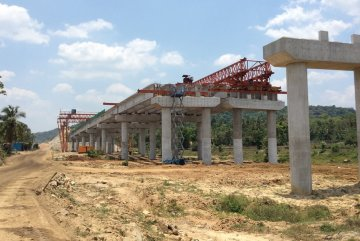 Sri Lanka : Construction of the Central Expressway from